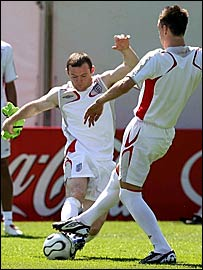 Rooney and John Terry