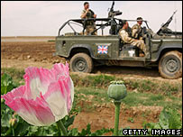 British troops in Helmand