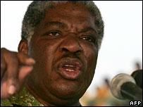 President Levy Mwanawasa