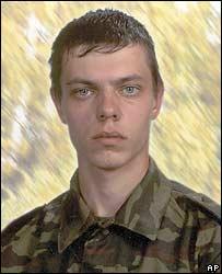 Bullying victim Andrei Sychev