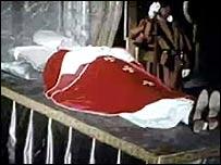 El cuerpo de Juan Pablo I