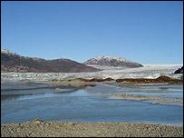 Lago (Foto cortes�a de CONAF)