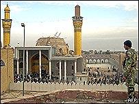 Mezquita de Samarra