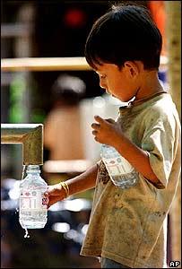 El rotavirus es la causa más común de diarrea infantil.