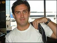 Blogger Omid Mermarian