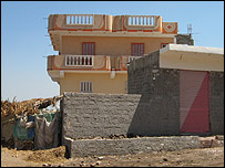 House in Egypt. Picture courtesy Eva Dadrian