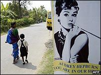 La actriz fue embajadora de Unicef y dedicó sus últimos tiempos a los desfavorecidos.