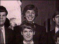 Tony Blair at Fettes School 1969