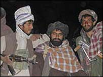 Taleban fighters in Zabul
