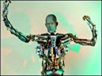 Mirrobot puede imitar a su propietario y hacer algunas tareas sencillas.
