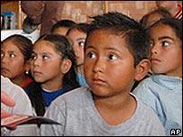 Se estima que de los 20 millones de habitantes de la capital mexicana, 200.000 hablan Náhuatl.