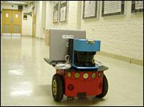 Guessing robot (Purdue University)