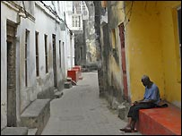 street in Zanzibar