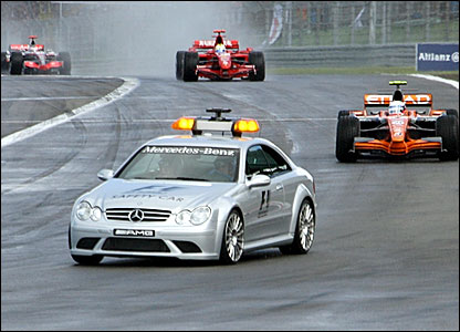 Revolutionised: The F1 Safety Car