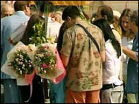 Bulgarian medics arrive in the capital, Sofia