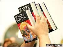 Libros del último tomo de Harry Potter