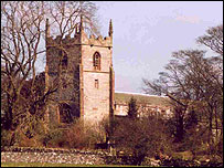 St Peters Church, Alstonefield