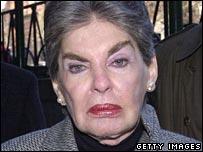 Late New York billionaire Leona Helmsley