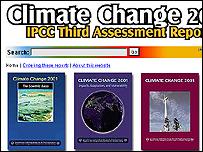Informes del IPCC