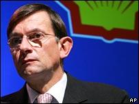 Shell CEO Jeroen van der Veer