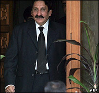 Former Chief Justice Iftikhar Mohammed Chaudhry