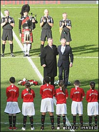 Sir Alex Ferguson & Sven-Goran Eriksson