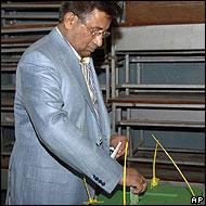 President Musharraf