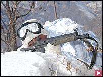 جندي تركي شمال العراق