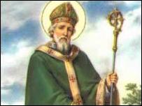 Estampa de San Patricio