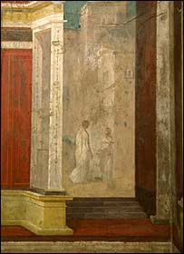 Fresco in House of Augustus