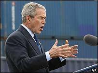 President Bush 18/3/08