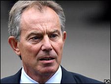 Tony Blair - BBC