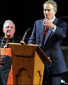 Tony Blair at Conference