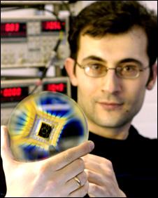 Dr Leonid Ponomarenko, associate researcher