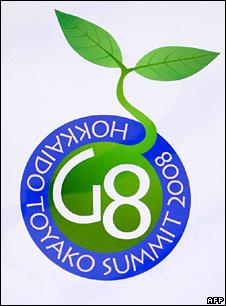 G8 Summit 2008
