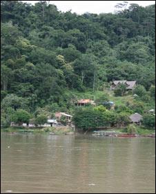 View of San Buenaventura
