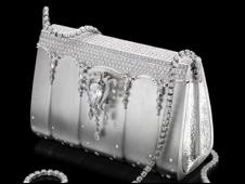 £1 million diamond bag on sale for London Jewellery Week