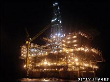 Oil platform - generic