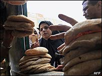 Panader�a en Egipto