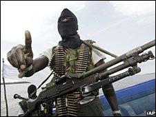 Niger Delta gunman