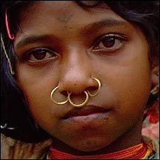 Dhongria girl