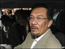 Anwar Ibrahim, 16th July