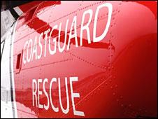 coastgaurd helicopter