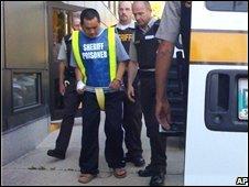 Vince Weiguang Li, accused of beheading on bus, Portage La Prairie, Manitoba, Canada on 1 Aug, 2008