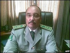 General Ould Abdel Aziz