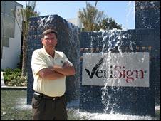 Ken Silva, CTO VeriSign