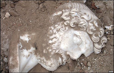 Hadrian (Sagalassos Archaeological Research Project)