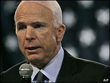 John McCain, file pic
