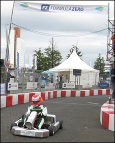Formula Zero kart