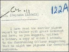 MI5 letter